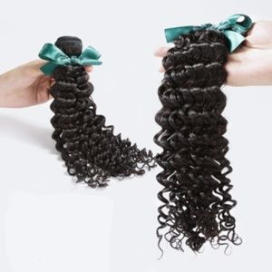 Brazilian Curly Bundle 3pcs